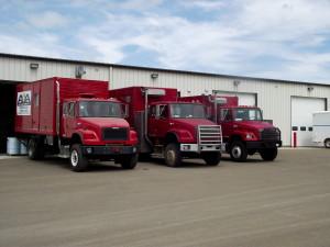 AAA mobile trucks